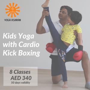 Kid's CLASS YOGA ASHRAM (4)