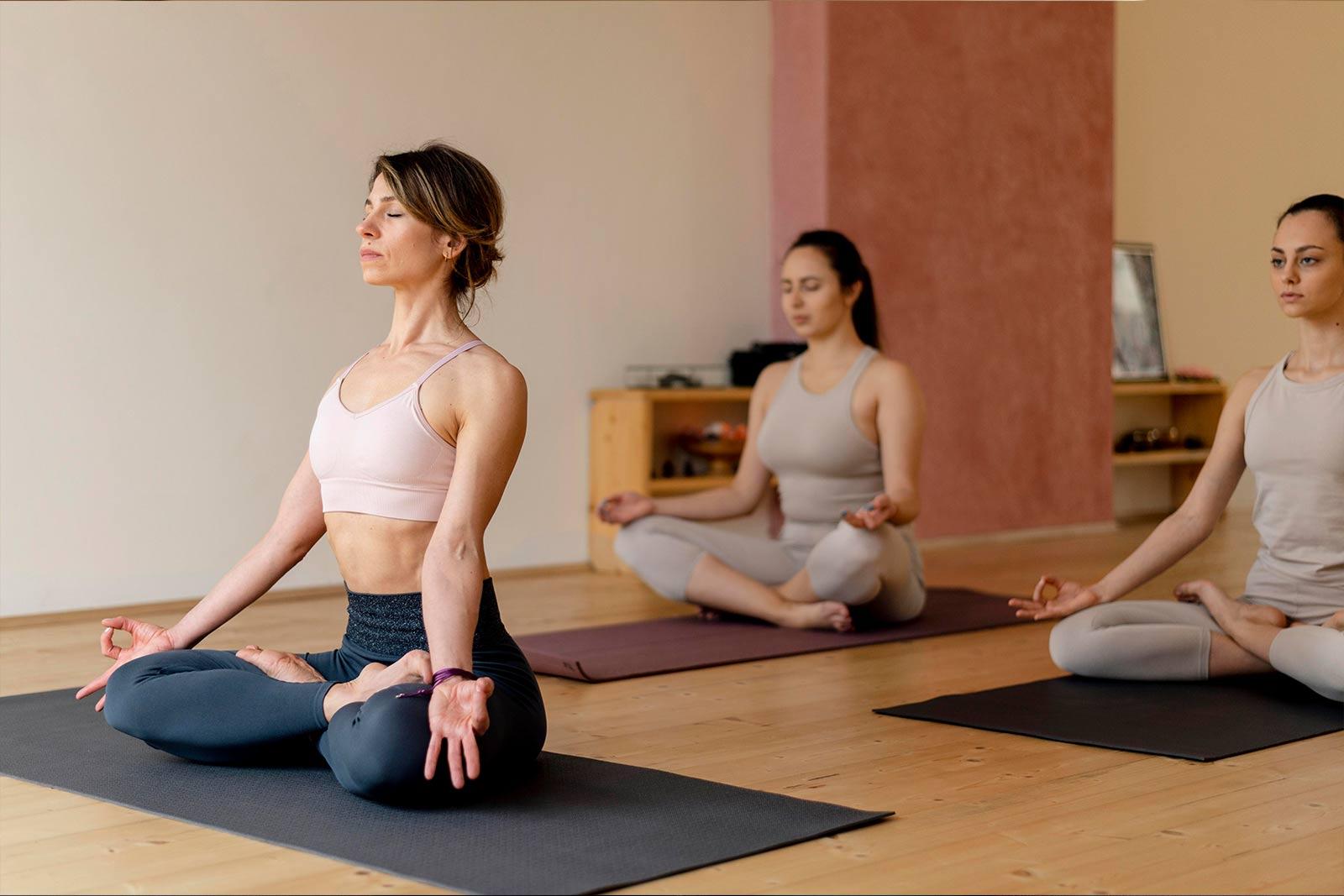 Future of Yoga Studios Post-Pandemic